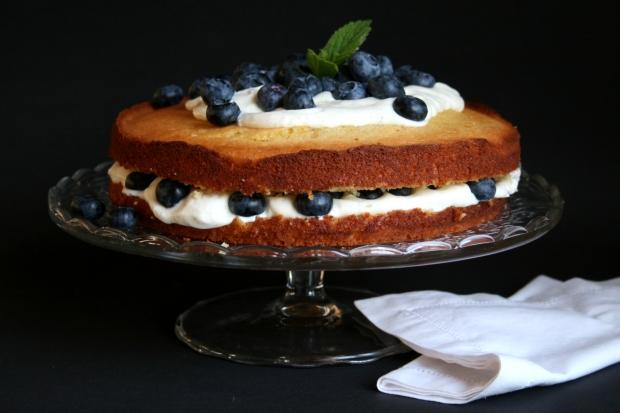 blueberrycake